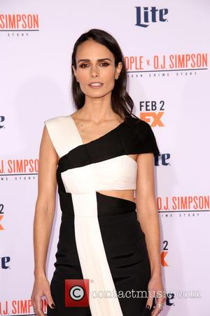 Jordana Brewster - Celebrities attend the premiere of 'FX's 'American Crime Story - The People V. O.J. Simpson' at Westwood...