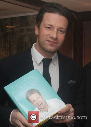 Jamie Oliver - Food & Drink Book Awards 2016 held at The Goring Hotel, - London, United Kingdom - Thursday...