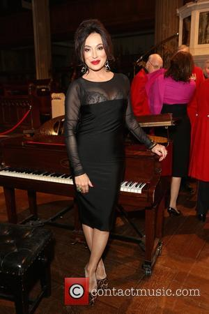 Nancy Dell'Olio - Guests attend Celebration of Chelsea Gala at St. Lukes Church, Chelsea - London, United Kingdom - Thursday...