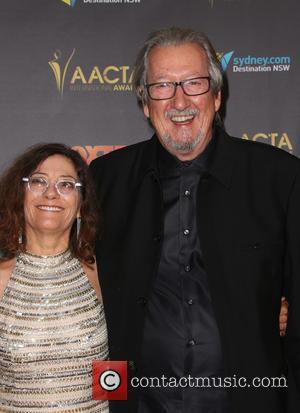 Michael Caton and Helen Esakof