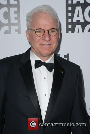 Steve Martin Returns To Stand-up Stage As Jerry Seinfeld's Opening Act