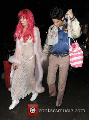 Daisy Lowe and Thomas Cohen