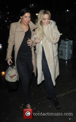 Rita Ora and R