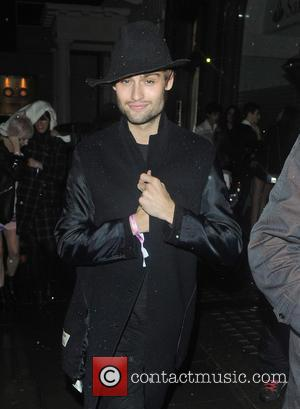 Douglas Booth - Actor Douglas Booth seen leaving Tape Nightclub in London after enjoying a night out with Friends. -...