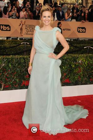 January Jones: 'Milk Cleanses Are Not For Me'