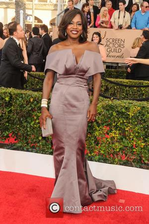 Viola Davis: 'Back Injury Means No More Sex Scenes!'