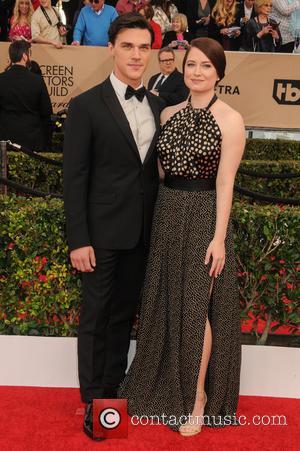 Finn Wittrock and Sarah Wittrock