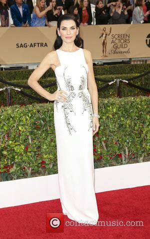 Julianna Margulies - 22nd Annual Screen Actors Guild Awards at The Shrine Expo Hall - Arrivals at The Shrine Expo...