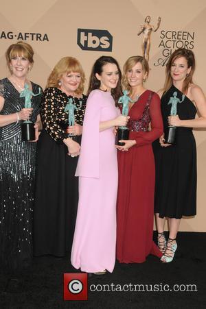 Lesley Nicol, Phyllis Logan, Sophie Mcshera, Joanne Froggatt and Raquel Cassidy