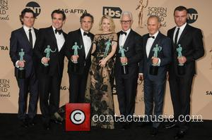 Billy Crudup, Brian D'arcy James, Mark Ruffalo, Rachel Mcadams, John Slattery, Michael Keaton and Liev Schreiber