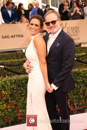 Amy Landecker and Bradley Whitford