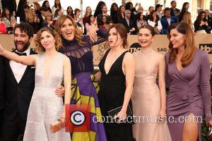 Jay Duplass, Carrie Brownstein, Our Lady J, Kathryn Hahn, Emily Robinson and Trace Lysette