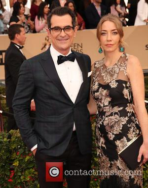 Ty Burrell and Holly Anne Brown