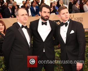 Kevin Doyle, Tom Cullen and Allen Leech