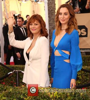 Susan Sarandon and Eva Amurri Martino
