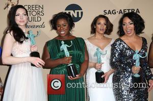 Guest, Laura Prepon, Uzo Aduba, Dascha Polanco and The Cast Of Orange Is The New Black