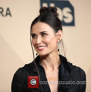 Demi Moore To Star In New Tv Drama