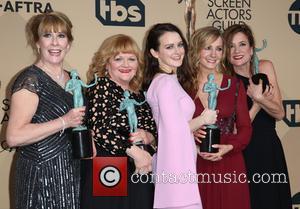 Phyllis Logan, Lesley Nicol, Sophie Mcshera, Joanne Froggatt and Raquel Cassidy