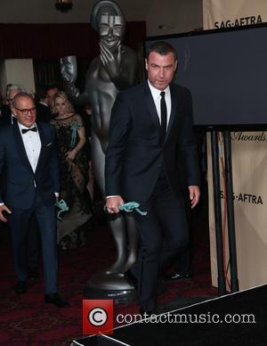 Liev Schreiber and Michael Keaton