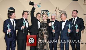 Billy Crudup, Brian D'arcy James, Mark Ruffalo, Rachel Mcadams, John Slattery, Michael Keaton and Liev Schreiber