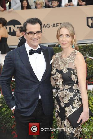 Holly Anne Brown and Ty Burrell
