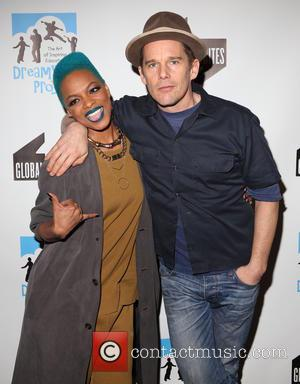 Sharaya J and Ethan Hawke