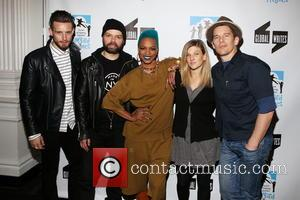 Nico Tortorella, Lemon Andersen, Sharaya J, Ryan Hawke and Ethan Hawke