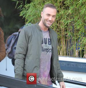 Calum Best - Calum Best outside ITV Studios - London, United Kingdom - Tuesday 2nd February 2016