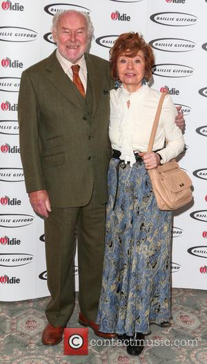 Timothy West and Prunella Scales