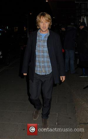 Owen Wilson - Zoolander 2 cast members have dinner at Sexy Fish - London, United Kingdom - Wednesday 3rd February...