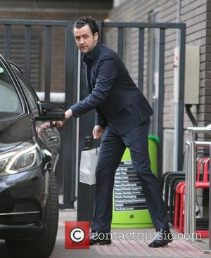 Daniel Mays - Daniel Mays outside ITV Studios - London, United Kingdom - Wednesday 3rd February 2016