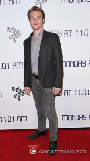 Sam Clark - 'Monday At 11:01 A.M' premiere at AMC Universal City Walk Universal City - Arrivals - Los Angeles,...