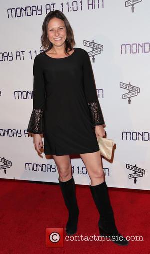 Vanessa Cloke - 'Monday At 11:01 A.M' premiere at AMC Universal City Walk Universal City - Arrivals - Los Angeles,...