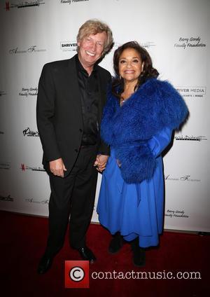 Nigel Lythgoe and Debbie Allen