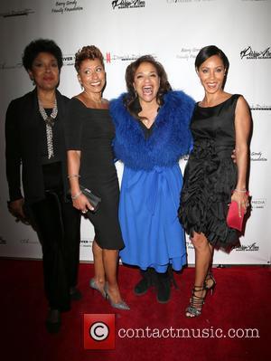 Phylicia Rashad, Adrienne Banfield-jones, Debbie Allen and Jada Pinkett-smith