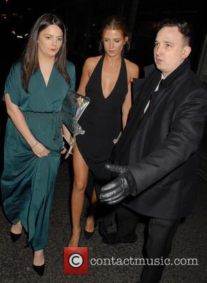 Millie Mackintosh - InStyle EE Rising Star Award - BAFTAs party at 100 Wardour - London, United Kingdom - Thursday...