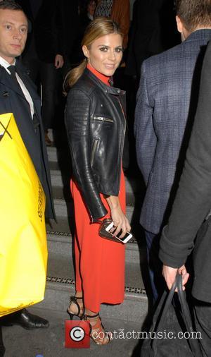 Zoe Hardman - InStyle EE Rising Star Award - BAFTAs party at 100 Wardour - London, United Kingdom - Thursday...