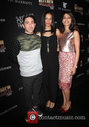 Daniel Malakai Cabrera, Freida Pinto and Guest