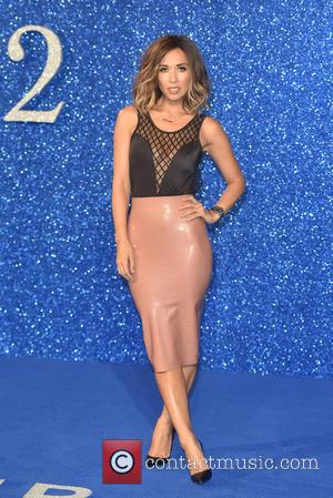Myleene Klass - 'Zoolander No 2' UK Premiere held at the Empire Leicester Square - Arrivals. at Empire Leicester Square...