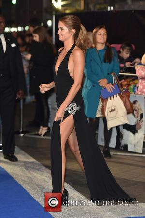 Millie Mackintosh - 'Zoolander No 2' UK Premiere held at the Empire Leicester Square - Arrivals. at Empire Leicester Square...
