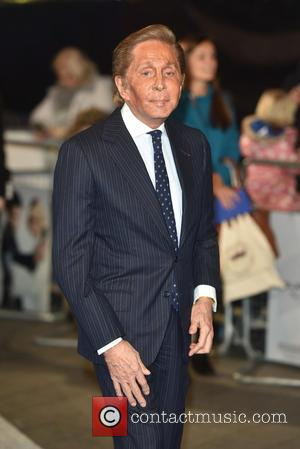 Valentino - 'Zoolander No 2' UK Premiere held at the Empire Leicester Square - Arrivals. at Empire Leicester Square -...