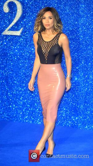myleene klass - 'Zoolander No 2' UK Premiere held at the Empire Leicester Square - Arrivals at Empire Leicester Square...