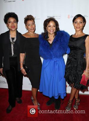 Phylicia Rashad, Adrienne Banfield-jones, Debbie Allen and Jada Pinkett Smith
