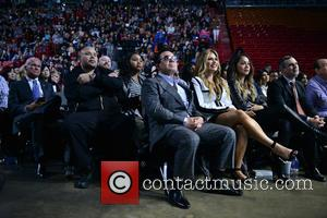 Fat Joe, Jr Ridinger, Loren Ridinger, La La Anthony, Andrew Weissman and Marty Weissman