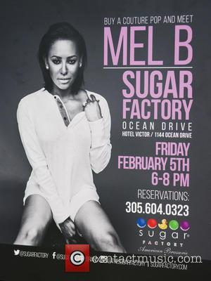 Atmosphere - Mel B meet and greet at Sugar Factory American Brasserie within Hotel Victor in Miami Beach - Miami...