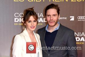 Emma Watson and Daniel Bruehl