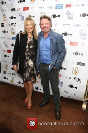 Olivia Boorman and Charley Boorman