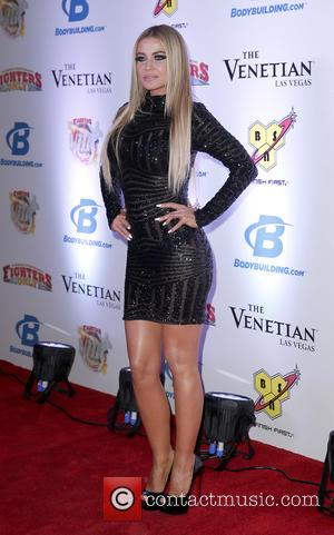 Carmen Electra - World Mixed Martial Arts Awards 2016 held at The Palazzo in Las Vegas at The Palazzo Las...