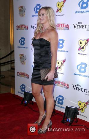 Holly Holm - World Mixed Martial Arts Awards 2016 held at The Palazzo in Las Vegas at The Palazzo Las...