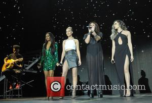 Jesy Nelson, Leigh-anne Pinnock, Perrie Edwards and Jade Thirlwall